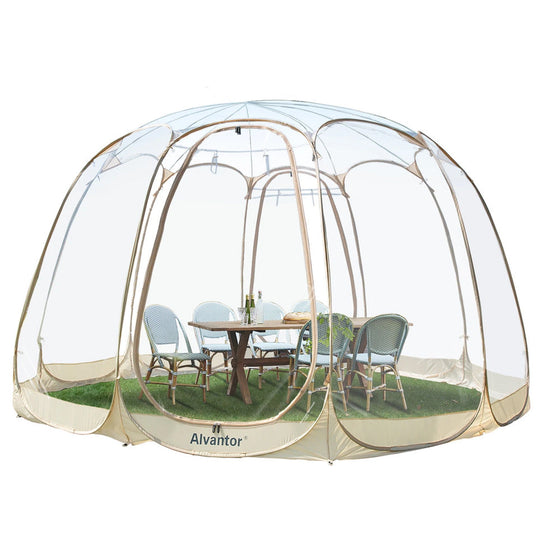 Bubble Tents