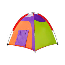 Load image into Gallery viewer, Colourful Curvy Kids tent