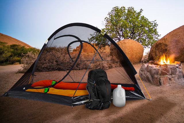 Discoverer Tent