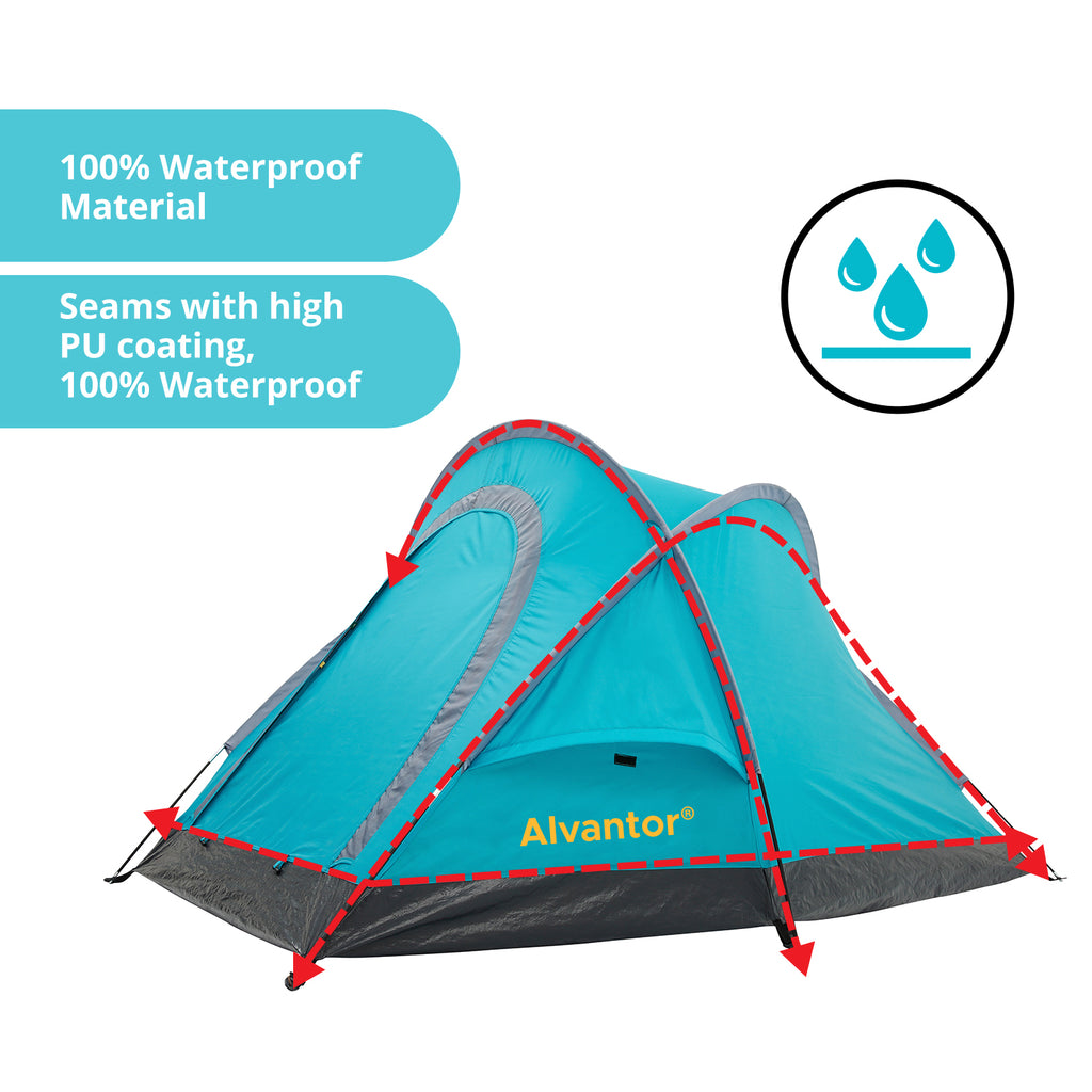 Camping Tent Outdoor Warrior Pro