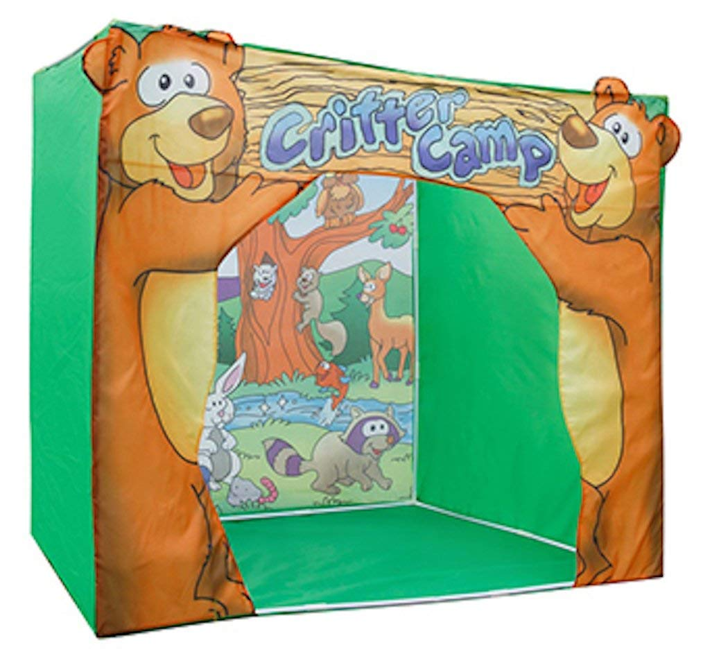 Forest Animal Puppet Theater