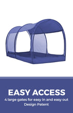 Load image into Gallery viewer, Mesh Mosquito Net Bed Tent Twin