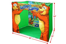 Load image into Gallery viewer, Forest Animal Puppet Theater