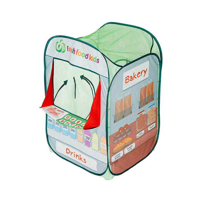 Supermarket Kids Play Tent