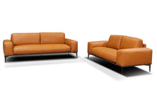 Zitre Sofá y Loveseat Piel Cat 04 Cheese