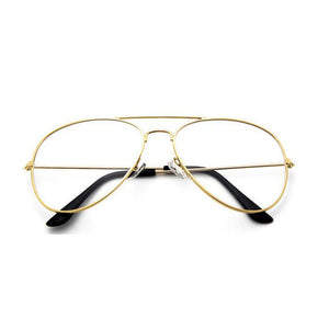 ROYAL GIRL Classic Eyeglasses frame Women glasses frame Men round pilot Glasses ss659