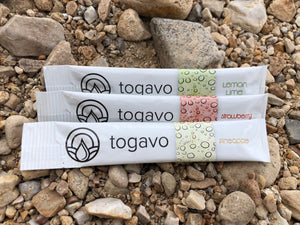 Togavo Three Flavor Packs - Bundle and Save 15%! + Free 3 Day Shipping!