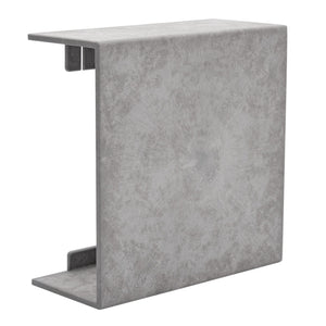 BOX shelf, concrete (grey)