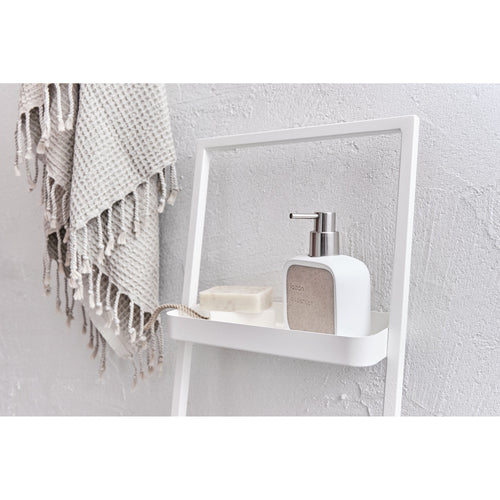 OUTLET shampoo rack, white