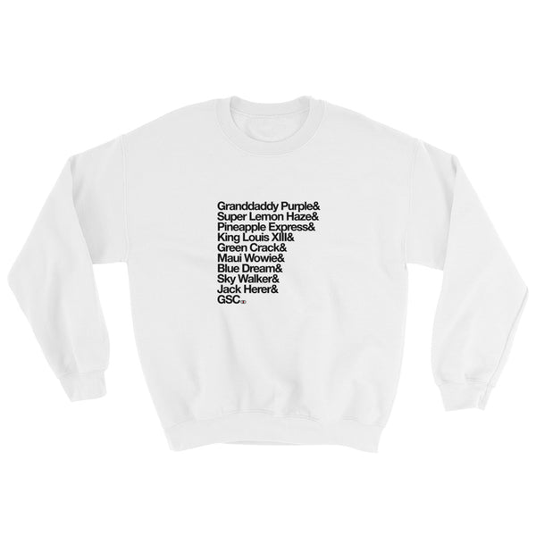 Strains Sweatshirt