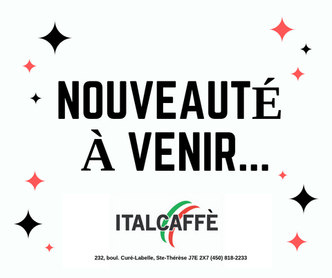 italcaffe ste-therese