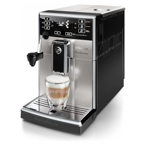 Saeco PicoBaristo machine espresso super automatique avec mousseur de lait HD8924/47