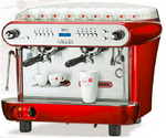Gaggia Deco 2 Groupe Tall cup Rouge