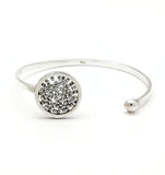 Brazalete bangle sencillo
