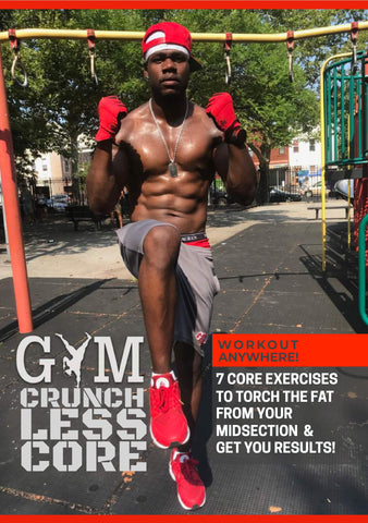 Crunch Less Core Work Out Plan