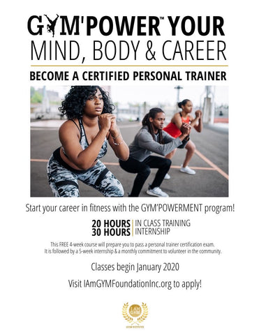Certified Personal Trainer - Prep Course and Exam