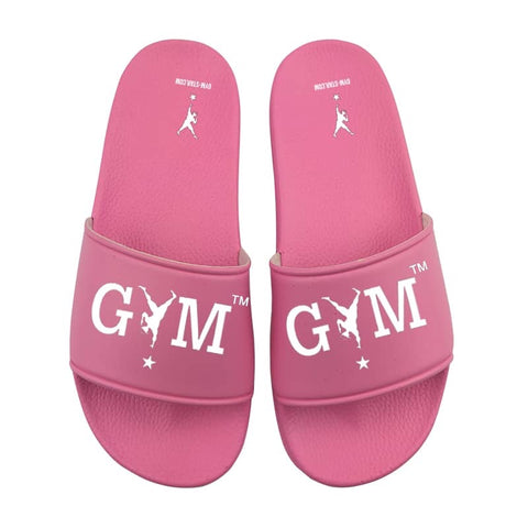 GYM STAR Comfy Slides in Pink