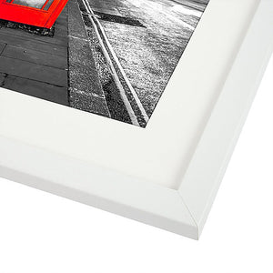 15 Pack - 11x14 White Picture Frames - Display Pictures 8x10 with Mats or 11x14 without Mats - Wall Mounting Materials Included
