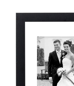 7 Pack Gallery Wall Set - Includes: One 11x14 Frame, Two 8x10 Frames, and Four 5x7 Frames
