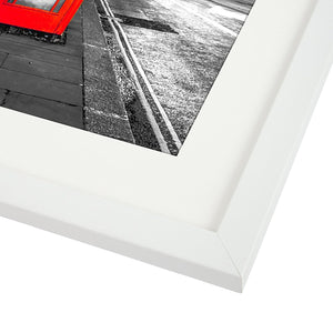 2 Pack - 11x14 White Picture Frames - Made to Display Pictures 8x10 with Mats or 11x14 Without Mats - Wide Moldings - Wall Mounting Material Included