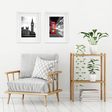 Load image into Gallery viewer, 2 Pack - 11x14 White Picture Frames - Made to Display Pictures 8x10 with Mats or 11x14 Without Mats - Wide Moldings - Wall Mounting Material Included