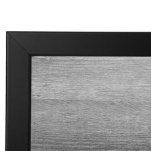 "Load image into Gallery viewer, 16x20 Black Poster Frame - 1.5"" Wide - Smooth Black Finish; Vertical and Horizontal Hanging Hardware Included"