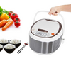 Lock&Lock Square Rice Cooker Series-Mechanical, 860W, 1.8L