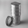Metal Bumper Tumbler 550ml