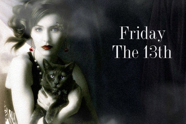 Worried about Friday the 13th? Don't be!