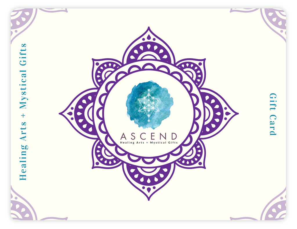 Gift Card | Ascend Healing Arts + Mystical Gifts
