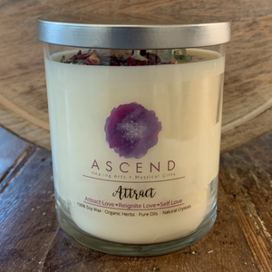 Attract  Intention Candle