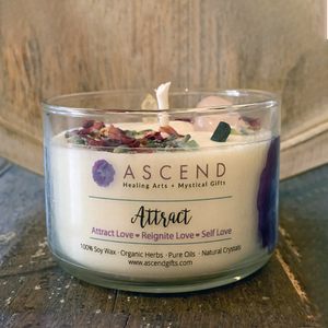 Attract  Intention Candle- Small