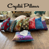 Crystal Pillows, Pillows for Crystals, Crystal Display Pillows