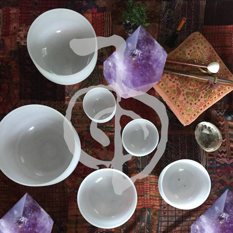 Reiki, Crystal & Sound Healing Session