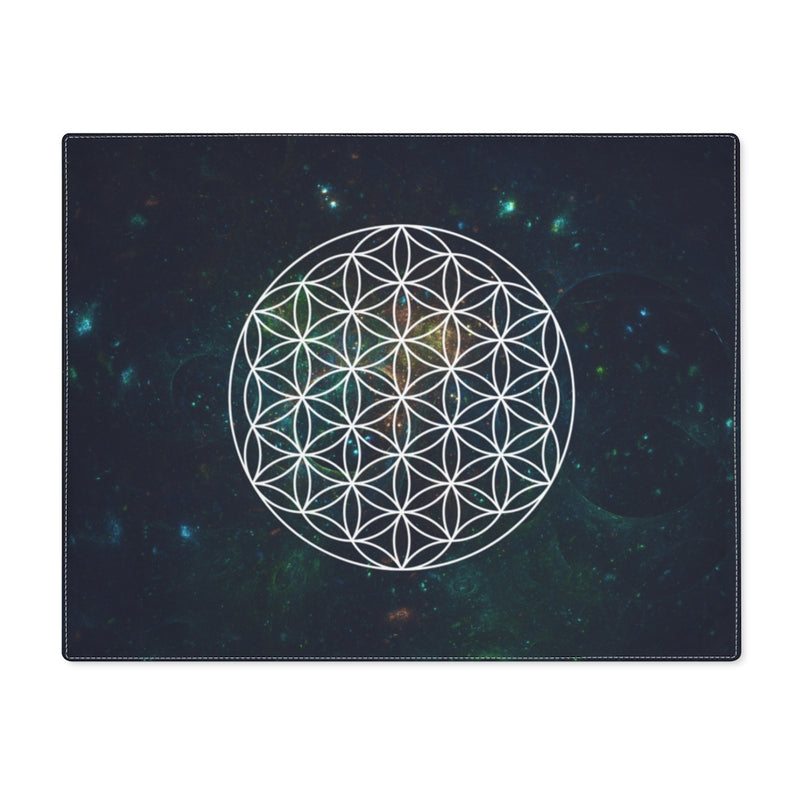 Flower of Life Crystal Grid Board