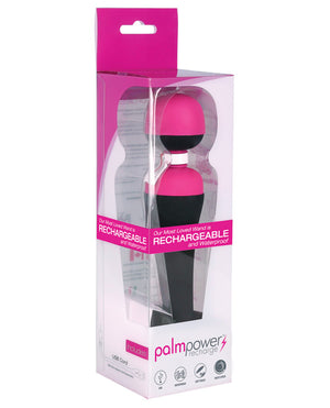 Palm Power Waterproof Rechargeable Massager