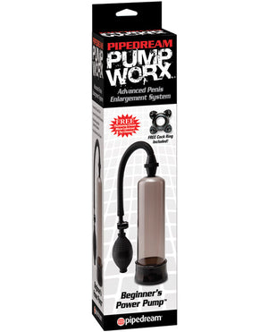 Pump Worx Beginner's Power Pump - Black