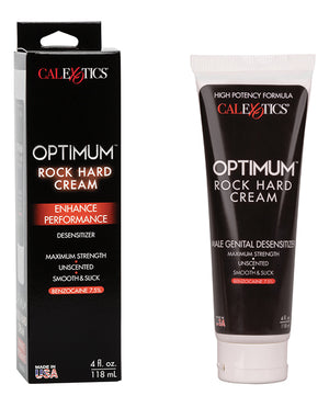 Optimum Rock Hard Cream Desensitizer - 4 Oz
