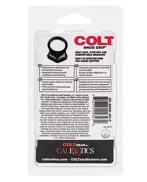 Colt Snug Grip Enhancer Ring - Black