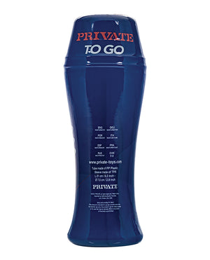 Private To Go -  Original Vacuum Cup