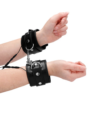 Shots Electroshock Handcuffs - Black