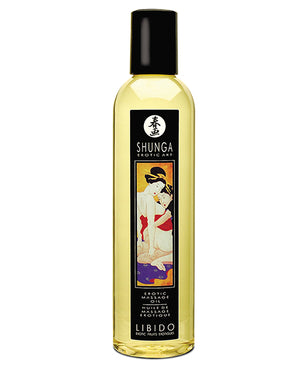 Shunga Erotic Massage Oil - 8.5 Oz Libido-exotic Fruits