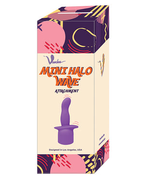 Voodoo Mini Halo Wave Wand Attachment