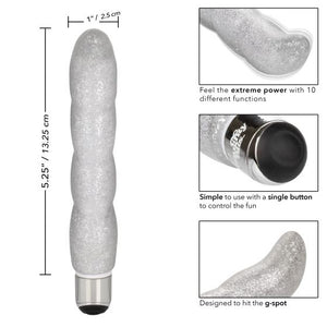 Naughty Bits Screwnicorn Majestic G Spot Vibrator