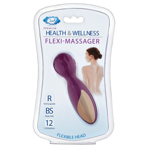 Cloud 9 Health & Wellness Flexi-massager Rechargeable Wand