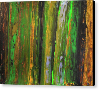 207th Street - Canvas Print