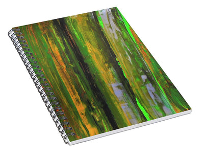 207th Street - Spiral Notebook
