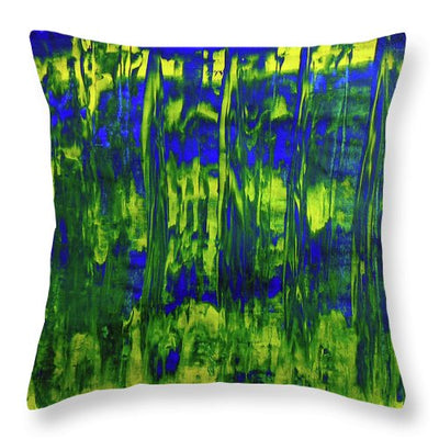 And Grinding And Grinding And Grinding - Throw Pillow