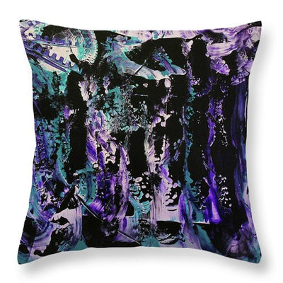 Feed Me Seymour - Throw Pillow