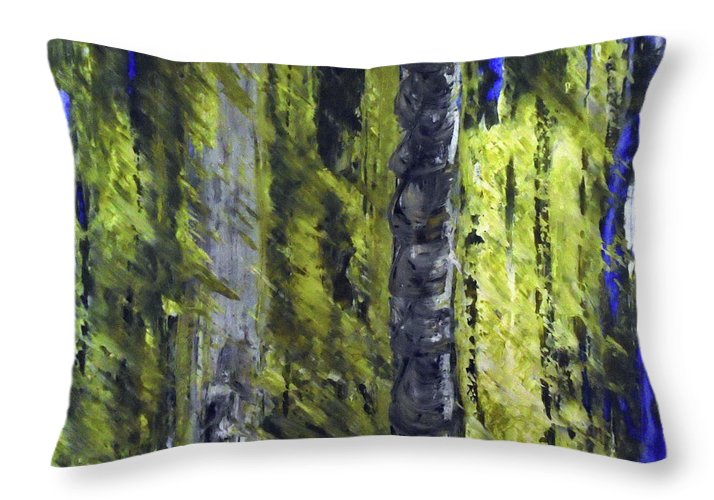 Forest For The Trees - Throw Pillow